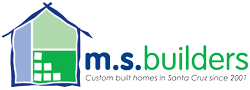 MS Builders Logo