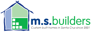 MS Builders Logo
